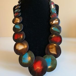 Jewelry - Handmade Colourful Necklace